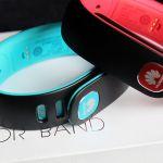 Huawei представила новый браслет Color Band — фото