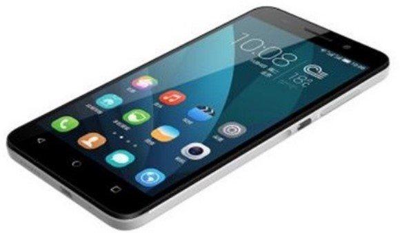 Смартфон Huawei Honor 4X представили в Китае