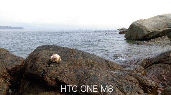 фото с камеры НТС М8