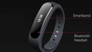 обзор фитнес-браслета Huawei TalkBand B1
