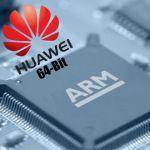 Новый 64-битный процессор от Huawei — 8 ядер Cortex-A53