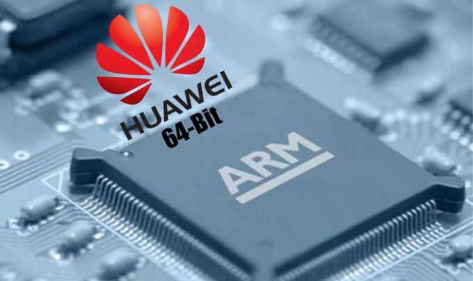64-битный чипсет от хуавей