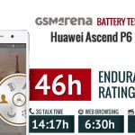 Тест аккумулятора смартфона Huawei P6 — обзор автономности