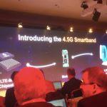 Первый смарт-браслет от Huawei с LTE и поддержкой собственной сети 4.5G