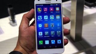 Видео обзор Huawei G7