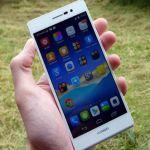 Обзор красавца Huawei Ascend P7
