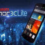 В России стал доступен Huawei Honor 3C Lite