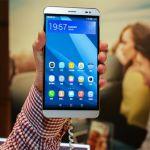 Первое впечатление о Huawei MediaPad X2