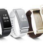 Huawei представила смарт-браслет Talkband B2 и беспроводную гарнитуру Talkband N1