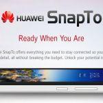Huawei Expo/SnapTo – новый бюджетник с поддержкой LTE
