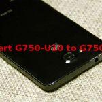 Установка Android 4.4 KitKat на Honor 3X G750-U10