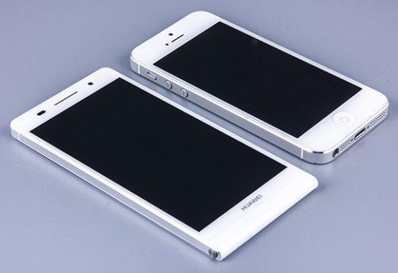 хуавей п6 и айфон