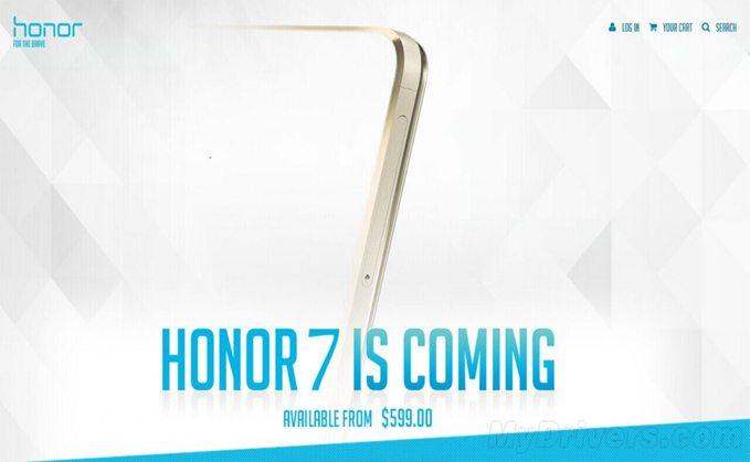 возможная цена Honor 7
