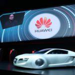 Huawei и Audi Group сообщили о партнерстве