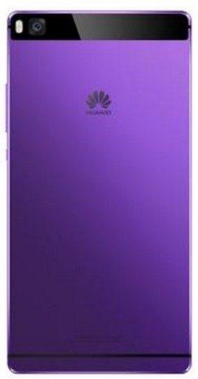 фиолетовый huawei p8
