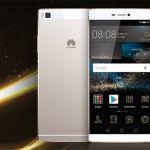 Huawei назвала цену P8 Max и опубликовала результаты продаж за полгода