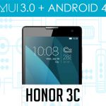 Android 4.4 и EMUI 3.0 для Honor 3C