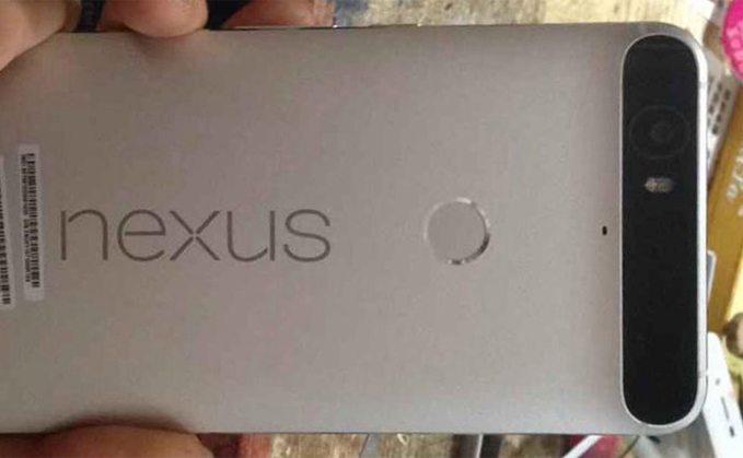 huawei nexus фото прототипа