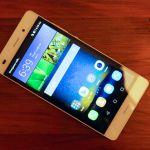 Huawei P8 Lite — обзор облегченной версии флагмана
