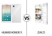 сравнение honor 7i и zuk z1