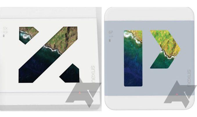 коробки для nexus 6p и nexus 5х