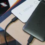 Nexus 6P способен подзарядить Nexus 5X по USB Type-C