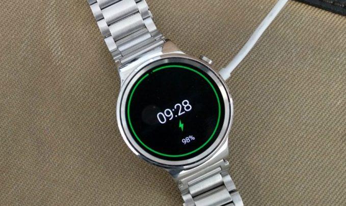 обновление для huawei watch