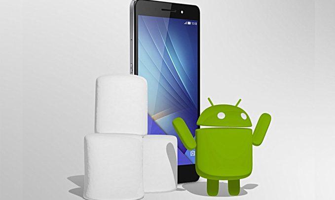 обновление android 6 для honor 7 индия