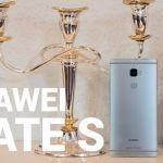 Huawei Mate S получил обновление прошивки B145