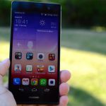 Huawei P7 получил официальную прошивку B832 c Android Lollipop и EMUI 3.1