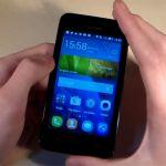 Видео обзор Huawei Y3C (Y336) на русском