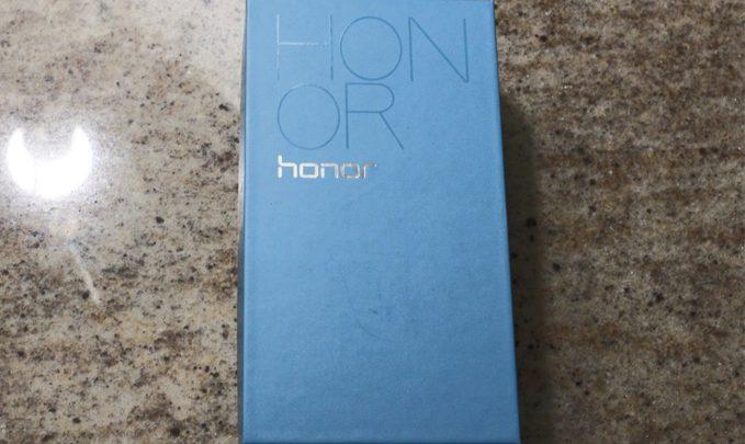 honor 5x распаковка