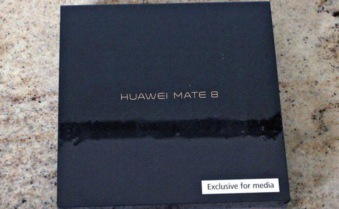 huawei mate 8 распаковка