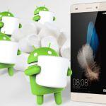 Бета-прошивка B524 для Huawei P8 Lite (Dual SIM) с Android 6.0 Marshmallow