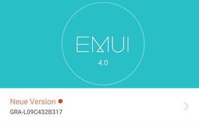 huawei p8 обновление b317 android 6