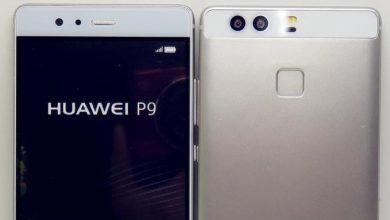 huawei p9 фото