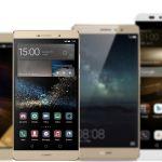 Основные спецификации и цены всех модификаций Huawei P9
