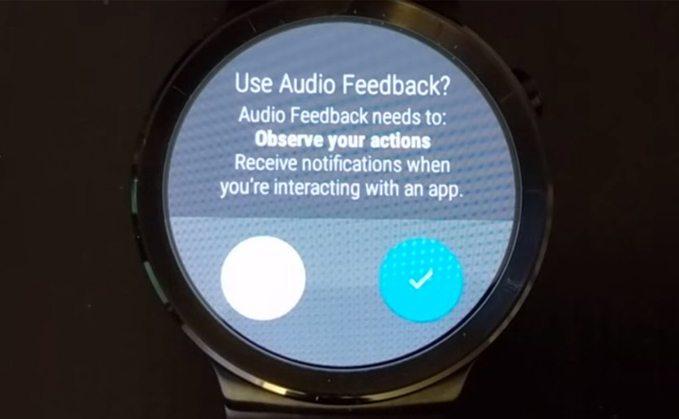 huawei watch обновление android wear 1.4