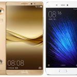 Huawei Mate 8 и Xiaomi Mi 5: сравнение снимков с основных камер