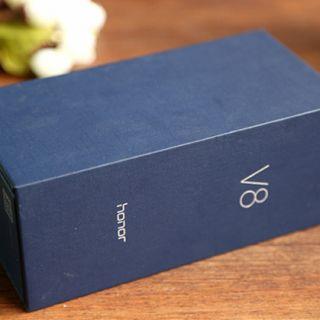 honor v8 распаковка