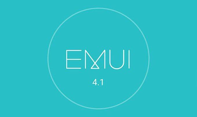 emui 4.1 обзор на видео