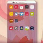 Предполагаемый дизайн оболочки Huawei EMUI 5.0