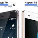 Сравнение камер Huawei P9 и P8 от DxOMark