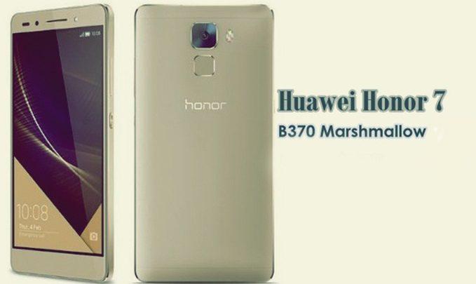 прошивка honor 7 b370 android 6