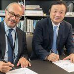 Huawei и Leica открыли совместный научно-инновационный центр