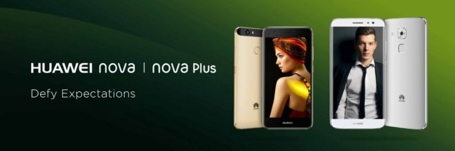 huawei nova и nova plus анонс