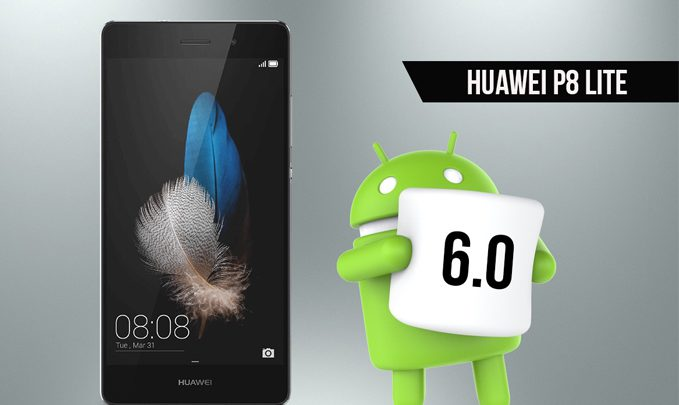 huawei p8 lite b560 b564 android 6