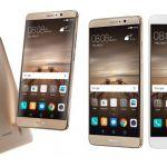 Смартфон Huawei Mate 9 официально представлен
