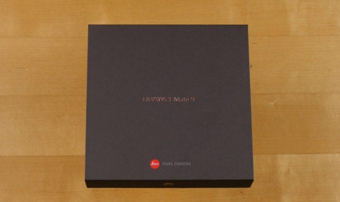 huawei mate 9 распаковка