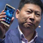 Глава Huawei планирует обогнать Apple через 2 года
